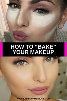 Baking is allowing translucent powder to sit on your face anywhere from 5-10 minutes.