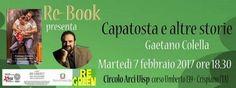 Crispiano (Taranto) - L'Arci presenta Capatosta e altre storie di Gaetano Colella