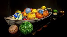 Float Boat by Dale Chihuly