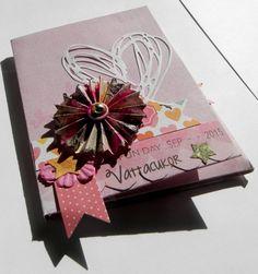 My Scrapbook, Spaces, Album, Day, Card Book