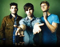 Picture of Foster the People — Fixed to give a better library look. PNG version and not blurry.