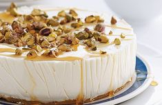 Cheesecake de iogurte (Foto: Gallo Imagens Pty Ltd)