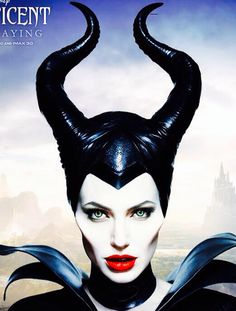Maleificent-- saw this with my Mommy Sunday and I absolutely loved it! They need to recreate all the Disney movies like that. :3