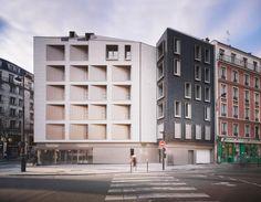 Building Public Housing, fresh architectures