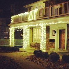 Is it time for DG Christmas lights already? :-)