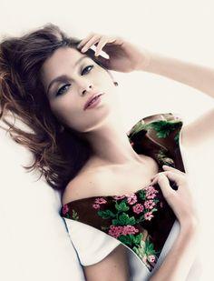 Laetitia Casta - Paolo Roversi Photoshoot for Dior Magazine #9