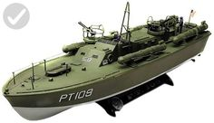 Revell 1:72 PT-109 P T Boat - Toys for little kids (*Amazon Partner-Link)