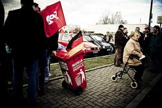 Today, 22.01.2008, maybe, the biggest demonstration ever in Germany took place. People are protesting due to the closure of Nokia plant in Bochum. The plant is expected to close down in June this year by the latest. Then about 4000 people end up on t http://hc.com.vn/vien-thong/dien-thoai-di-dong.html  http://hc.com.vn/vien-thong/  http://hc.com.vn