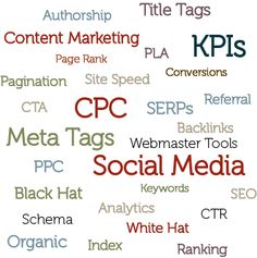 Like any industry, the online marketing world is full of its own acronyms and jargon. Content Marketing, Marketing And Advertising, Online Marketing, Seo Analytics, Webmaster Tools, Seo Keywords, Search Engine Optimization, Encouragement, Target