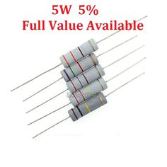 1//4w 180r 100 Pcs 180-ohm metallfilm Résistance Potentiomètres 0,25 W