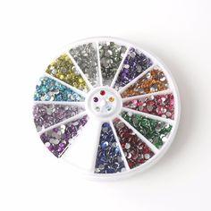3mm shine Rhinestones for nail art Decoration. want buy