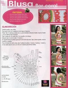 Fabianne Castilho: Ana Maria Braga usando crochê