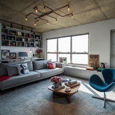 Projeto Casa 2 Arquitetos #assimeugosto #concretoaparente