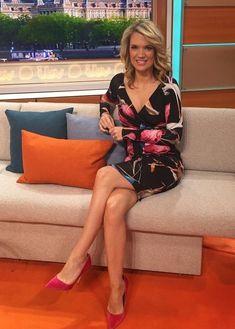 Charlotte Hawkins legs