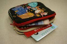 2 pockets wallet tutorial