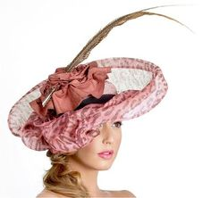 A donation of 12% of purchase will be made to the Churchill Downs Charity Foundation when website offer is mentioned. View additional designs at www.formemillinery.com. Kentucky Derby Outfit, Derby Outfits, Luxury Blog, Millinery Hats, Derby Party, Hat Shop, What To Wear, Style Inspiration, Charity Foundation