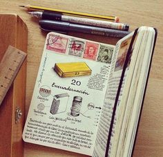 The Journal Diaries is a blog segment where we get a sneak peek into the journals, notebooks, organizers, and diaries from people all ove...