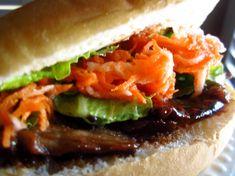 Vietnamese Banh Mi Sandwich With Grilled Beef Recipe - Genius Kitchen