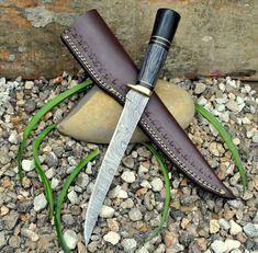 Fillet Fisher Knife Damascus Steel Chef Knife, Damascus Knife, Fish Knife, Fillet Knife, Metal Welding, Edc Knife, Handmade Knives, Custom Knives, Knives And Swords