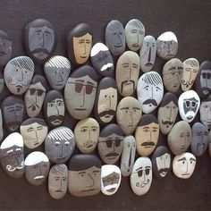 DIYs to do at Home for teens Pebble Painting, Pebble Art, Stone Painting, Rock Painting Ideas Easy, Rock Painting Designs, Hobbies And Crafts, Diy And Crafts, Arts And Crafts, Stone Crafts