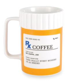 Look at this Wild Eye Designs 'Rx' Ceramic Mug on #zulily today!