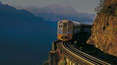 Serra Verde Express: maior operadora de trens turístico do país. Trem da Serra do Mar Paranaense e Trem de Luxo, Passeios, Pacotes Turísticos…