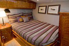 Bedroom from the Ravaganza, Crystal Coast Interiors