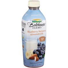 Bolthouse Farms Blueberry Banana Almondmilk smoothie