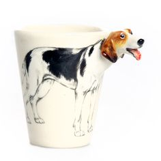 Foxhound Mug  foxhounds are the BEST!
