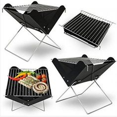 Features:Size of Grid : 9.8L x 10.6W inches Grilling surface area of104sq inches assembled Dimensions with feet.