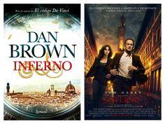 Dan Brown - Inferno (Book vs Film)