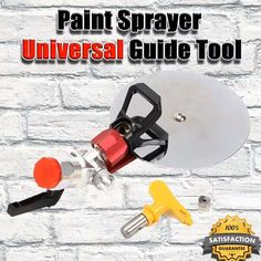 Shop OFF Paint Sprayer Universal Guide Set) - Household Tools - Paint Home Construction Tools, Diy Home Repair, Home Gadgets, Office Gadgets, Spy Gadgets, Travel Gadgets, Electronics Gadgets, Technology Gadgets, Kitchen Gadgets