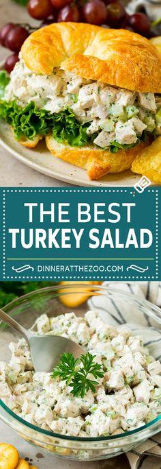 Best Sandwich Recipes, Best Salad Recipes, Lunch Recipes, Dinner Recipes, Healthy Recipes, Gourmet Sandwiches, Meal Recipes, Seafood Recipes