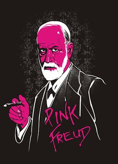 Pink Freud by *JrDragao on deviantART