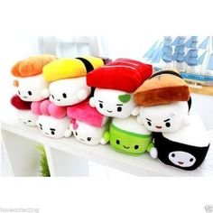 Sushi Cute Plush Pillow Cushion Doll Toy Gift Bedding Room Decor K Pop Drama | eBay