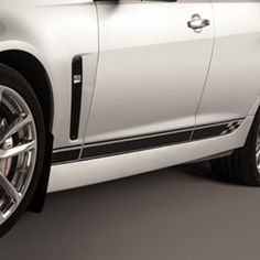 2014-2017 Chevrolet SS Genuine GM Chrome Mirror Covers 92214921