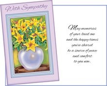 119 best grief and sympathy sayings images on pinterest grief sympathy greeting cards m4hsunfo