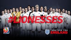 The England squad for Canada 2015