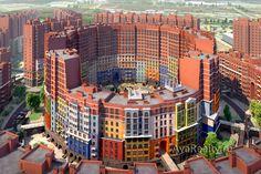 Продажа квартир в Химках | Солнечная система