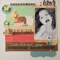 A Video by JenGallacher from our Scrapbooking Gallery originally submitted 10/15/12 at 08:36 AM