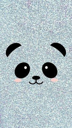I love my new panda background on my tablet Panda Wallpaper Iphone, Cute Panda Wallpaper, Panda Wallpapers, Cute Wallpaper For Phone, Glitter Wallpaper, Bear Wallpaper, Cute Disney Wallpaper, Butterfly Wallpaper, Locked Wallpaper