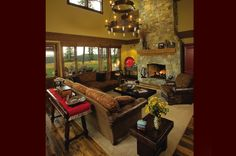 Mountain Comfort Living Room Furniture