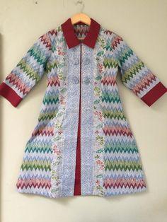 Atasan Batik Cap Size: M Prize: IDR 300.000 WA 0812 924 1516