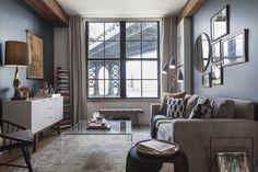 West Elm Henry Sofa in Dove Grey