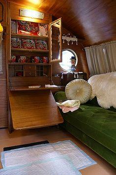 436 Best Vintage Camper Interior images in 2018 | Rv camping