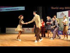 Rockin' Rollin'   Rockabilly DANCE - YouTube