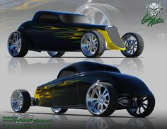 Ideas for my new Street Rod - Speedstar