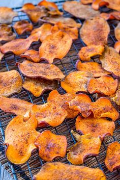 How to Make Perfect Sweet Potato Chips | Mariah's Pleasing Plates