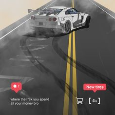 ArtStation - I think you guys know this, subclas s Car Animation, Nissan Gtr Nismo, Jdm Wallpaper, Street Racing Cars, Paper Car, Top Luxury Cars, Car Illustration, Japan Cars, Car Drawings