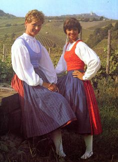 Hello all,  Today I would like to spend a bit of time talking about Austrian Dirndls.  The focus of this article will be specifically ...